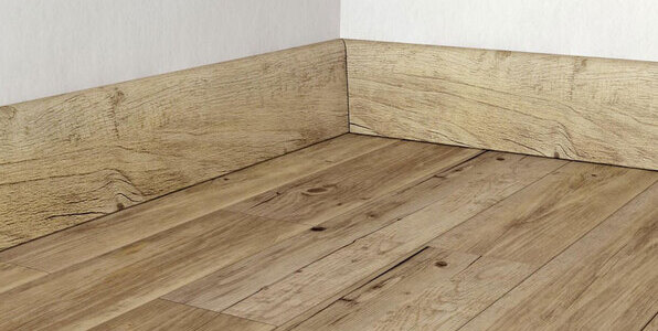 Decor skirting creation 55 vinyl flooring solutions for Parquet pvc gerflor