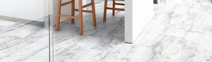 Gerflor Creation 30 Range Carrare Tile