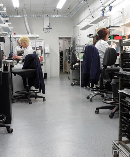 thumbnail: Aerospace Electronics supplier
