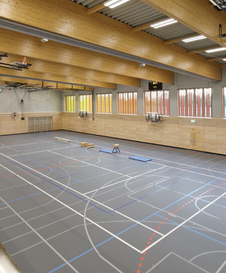 thumbnail: Sports Hall in Finsing