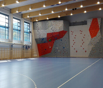 thumbnail: Olympic training center