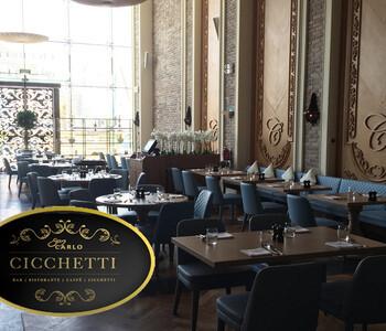 thumbnail: San Carlo Cicchettti Restaurant