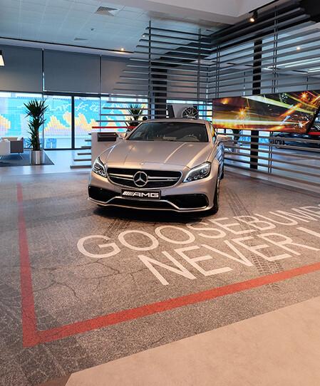 thumbnail: Mercedes Formula Lunch