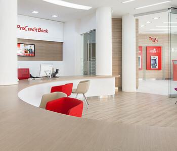 thumbnail: ProCredit Bank Branch office