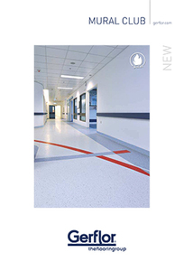 Mural club vinyl flooring solutions for Revetement mural pvc gerflor