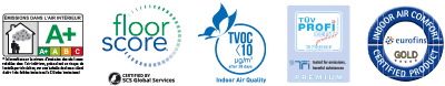 Gerflor Environnement Usage Certif En
