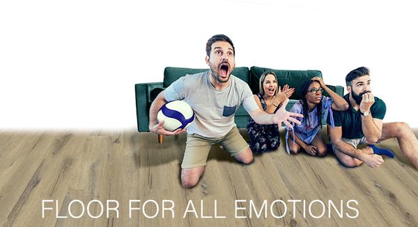 Gerflor Floor For All Emotions