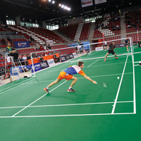 Taraflex® Badminton